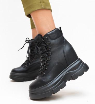 Pantofi Sport Borni Negri 2