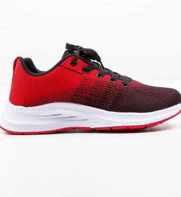 Pantofi Sport Ceaso Rosii