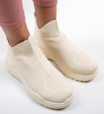 Pantofi Sport Chase Bej