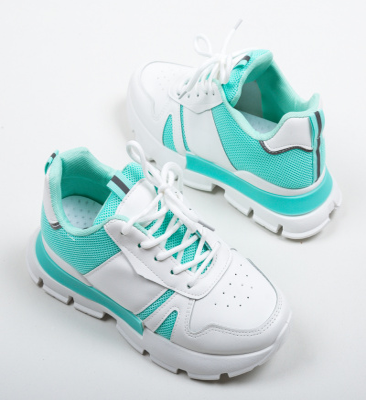 Pantofi Sport Cheri Turcoaz