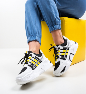 Pantofi Sport Clayto Negri