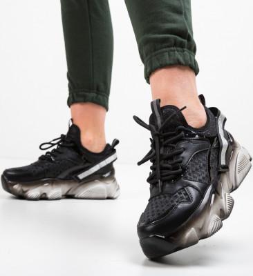 Pantofi Sport Decene Negri