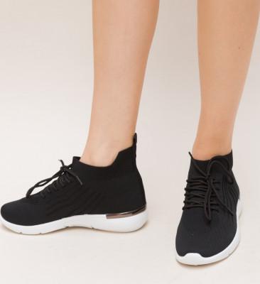 Pantofi Sport Genius Negri