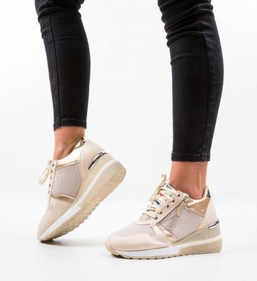 Pantofi Sport Gira Bej 2