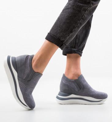 Pantofi Sport Indiana Gri