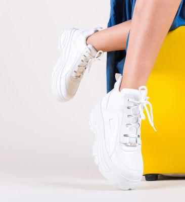 Pantofi Sport Infinito Albi
