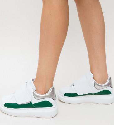 Pantofi Sport Kides Verzi