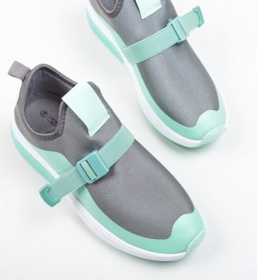Pantofi Sport Lani Turcuaz