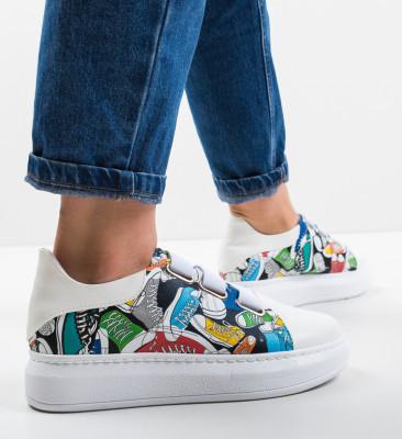 Pantofi Sport Letura Albi 3