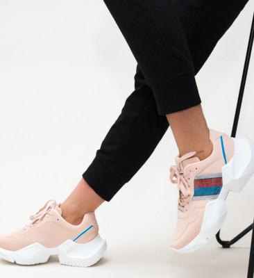 Pantofi Sport Maloy Roz