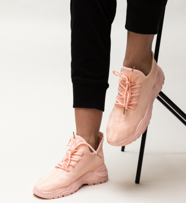 Pantofi Sport Maneta Roz