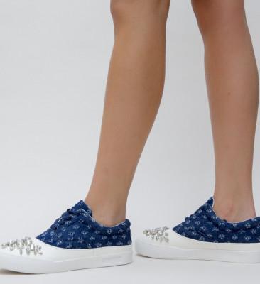 Pantofi Sport Mia Bleumarin