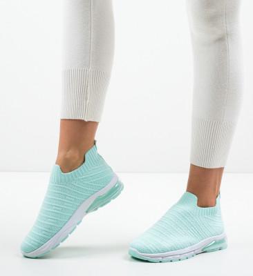 Pantofi Sport Nefol Turcoaz