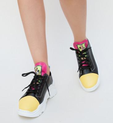 Pantofi Sport Nihos Negri