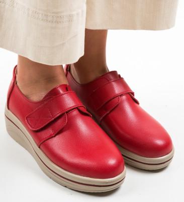 Pantofi Sport Onionte Rosii
