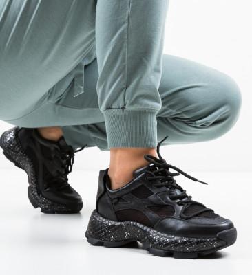 Pantofi Sport Relaxim Negri
