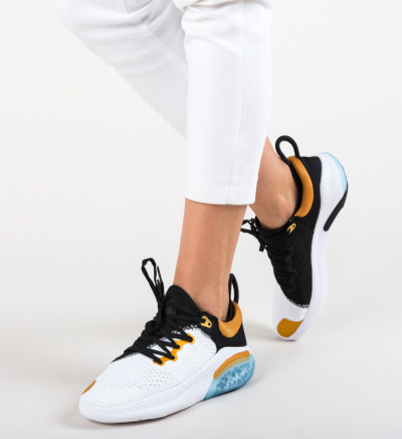 Pantofi Sport Salazar Aurii