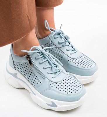 Pantofi Sport Sauco Albastri