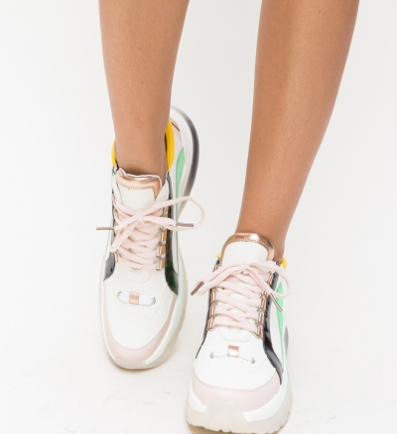 Pantofi Sport Skizo Roz
