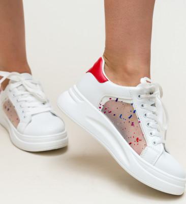 Pantofi Sport Sumbro Rosii