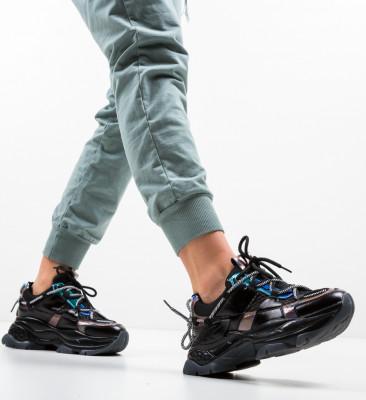 Pantofi Sport Teras Negri