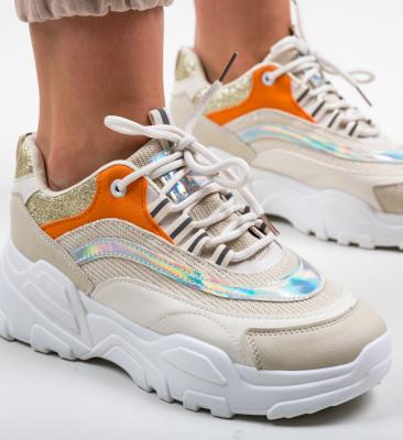 Pantofi Sport Watt Bej