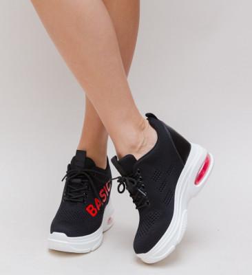 Pantofi Sport Zizin Negri 2