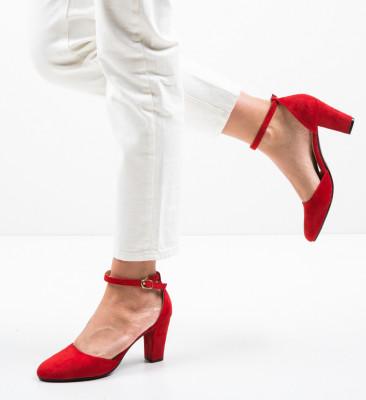 Pantofi Struber Rosii