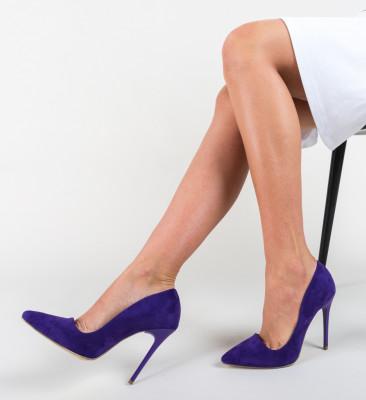 Pantofi Tofife Mov
