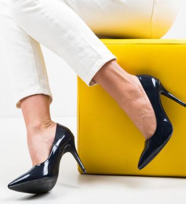 Pantofi Tommyga Bleumarin