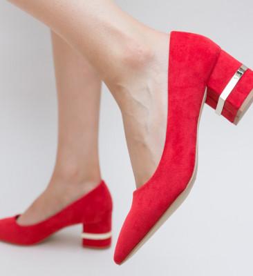 Pantofi Topka Rosii