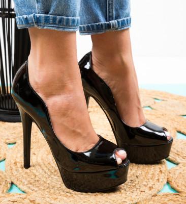 Pantofi Wren Negri
