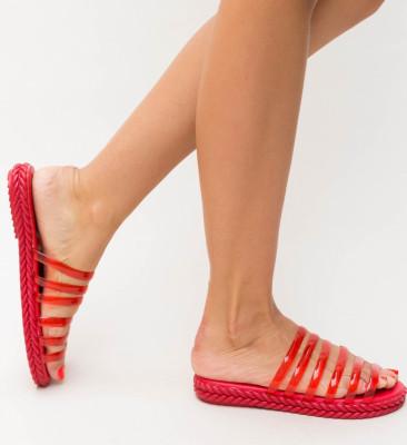 Papuci Barosa Rosii