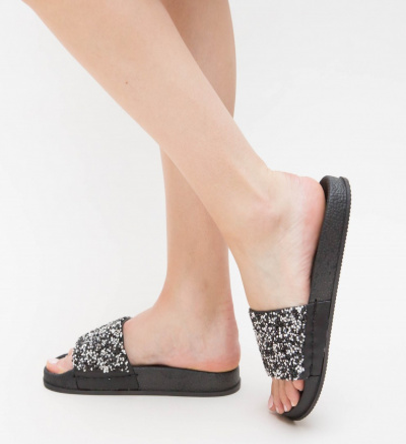 Papuci Betel Gri