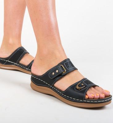 Papuci Luke Negri