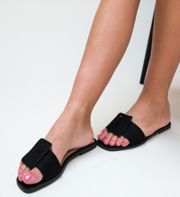 Papuci Trufles Negri