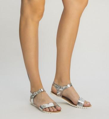 Sandale Bulma Argintii