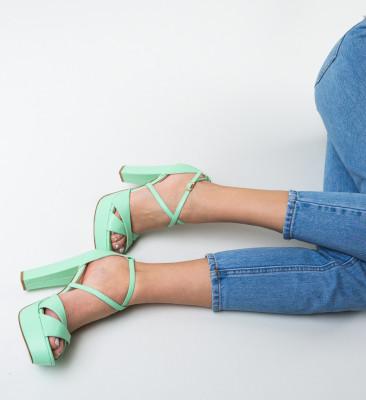 Sandale Burks Turcoaz