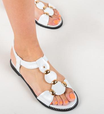 Sandale Crogal Argintii