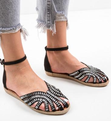 Sandale Egip Negre