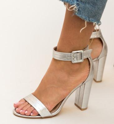 Sandale Eliott Argintii