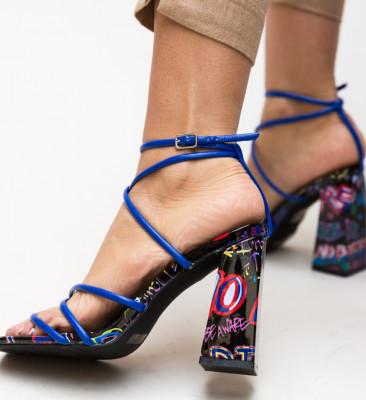 Sandale Epal Albastre