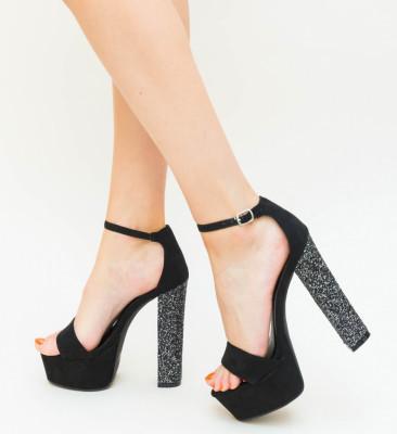 Sandale Erboda Negre