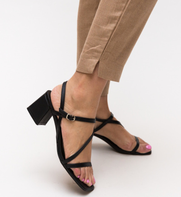 Sandale Flutus Negre