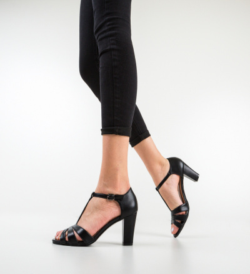 Sandale Frantyz Negre