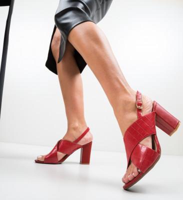 Sandale Jorge Rosii