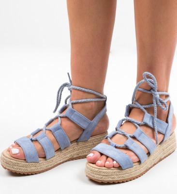 Sandale Marvil Albastre