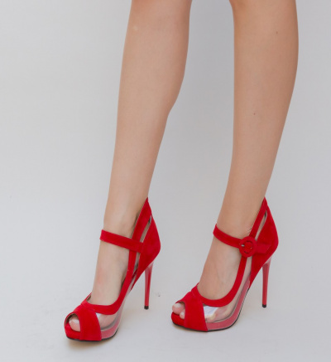 Sandale Melano Rosii
