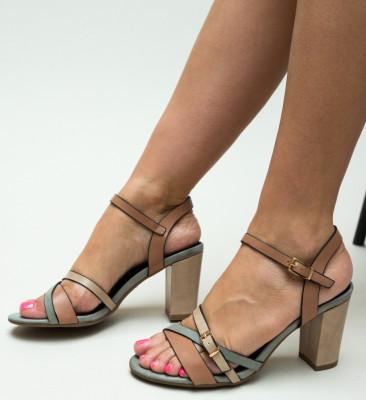 Sandale Merkola Gri