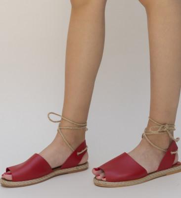 Sandale Molis Rosii 2